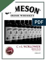 jameson irish whiskey project final