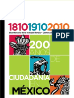 200 Años de Ciudadanía en México