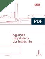 Agenda Legislativa da Indústria CNI 2014