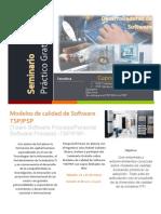 Modelos de Calidad - Seminario - ParqueSoft Pasto