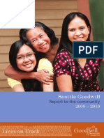 Goodwill Annual Report