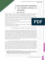 JERREMS, Ari - Globalización y proliferación de fronteras