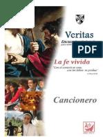 Cancionero Veritas 2013