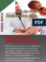 Infeccion de Vias Resp Altas. Kathy Lazo