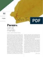Carta Octavio Paz - Jaime García Terrés