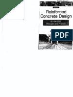 Reinforced Concrete Design Principles and Practice