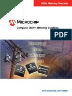 Microchip Utility Metering Brochure