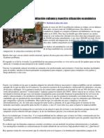 El decrecimiento de la población cubana y nuestra situación económica