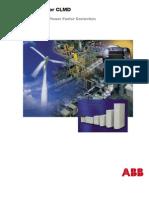 ABB - Capacitores  CLMD.pdf