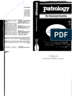 Johannes Quasten Patrology, Volume 1 the Beginnings of Patristic Literature 1983
