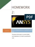 homework 2 report