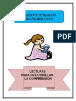 Cuaderno de Comprension Lectora -Primer Ciclo