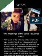 selfie powerpoint