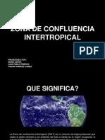 Zona de Confluencia Intertropical
