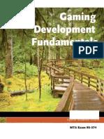 04 98 374 Gaming Development Fundamentals