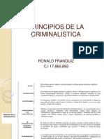 Principios de La Criminalistica_ronald Franquiz