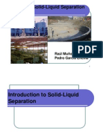 Chapter 6 Solid Liquid Separation