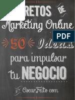 50 Secretos de Marketing Online