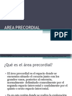 Area Precordial