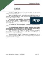 exposé n° 6 la pression fiscale