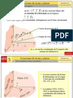 027_p05 Ecuaciones de Rectas y Planos
