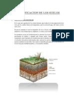 DEFINICIÓN DE LOS SUELOS