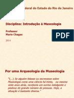 Introdução à Museologia 2014