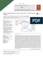 1-Buitene Oligomerization Over ZSM-5 Zeolite - Part 1 - Efffect of Reaction Conditions