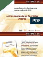 Plantilla Presentación CB 2012