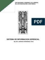 SISTEMA DE INFORMACIÓN GERENCIAL - MATERIAL REFERENCIAL