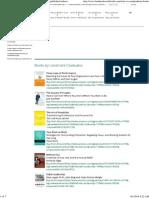 Books by Landmark Forum Graduates, Landmark Published Authors