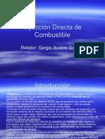 Inyección Directa de Combustible.ppt