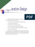 Regeneration Design