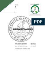 Business Intelligence Trabajo