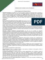 O sociólogo espanhol faz uma análise da dinâmica social e econômica na nova era da informação
