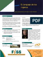 Lenguaje de Los Organos 2012