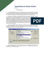 Usando DinamiCube en Visual FoxPro