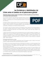 FMI Informa Fortalezas Debilidades DF05!04!2014