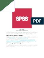 SPSS V16