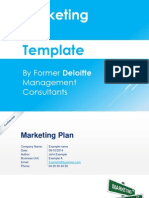 market & competitor analysis template in ppt | market segmentation, Presentation templates