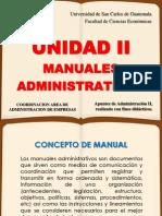 Usac - Manuales Administrativos Abril 2012