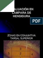 Copia de EVALUACIÓN EN LAMPARA DE#10