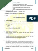 13--Kimia Fisika---KinetikaKimia--13-Nop--2013-----------------