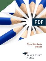 Nepal Taxation