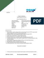 Soal Tkj Paket a 2013