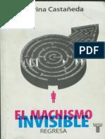 El machismo invisible - Marina Castañeda