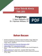 01-Pengenalan Teknik Kimia 2012