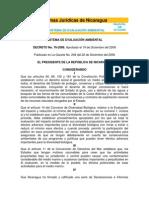 Decreto 76-2006 Sistema de Evaluación Ambiental