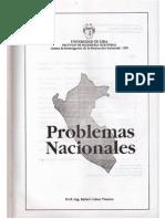 Problemas Nacionales