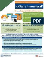 immunocal promotions_kickstart_espanol